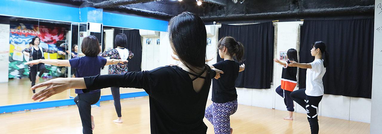 ダンススタジオSTOMP